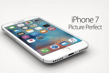 IPhone 7 Información
